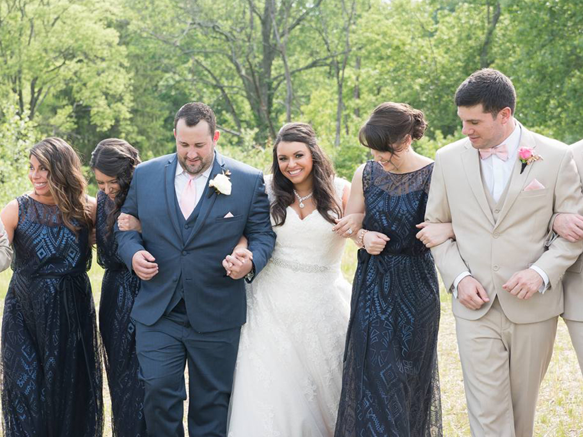 Bridgewater Bridal Party